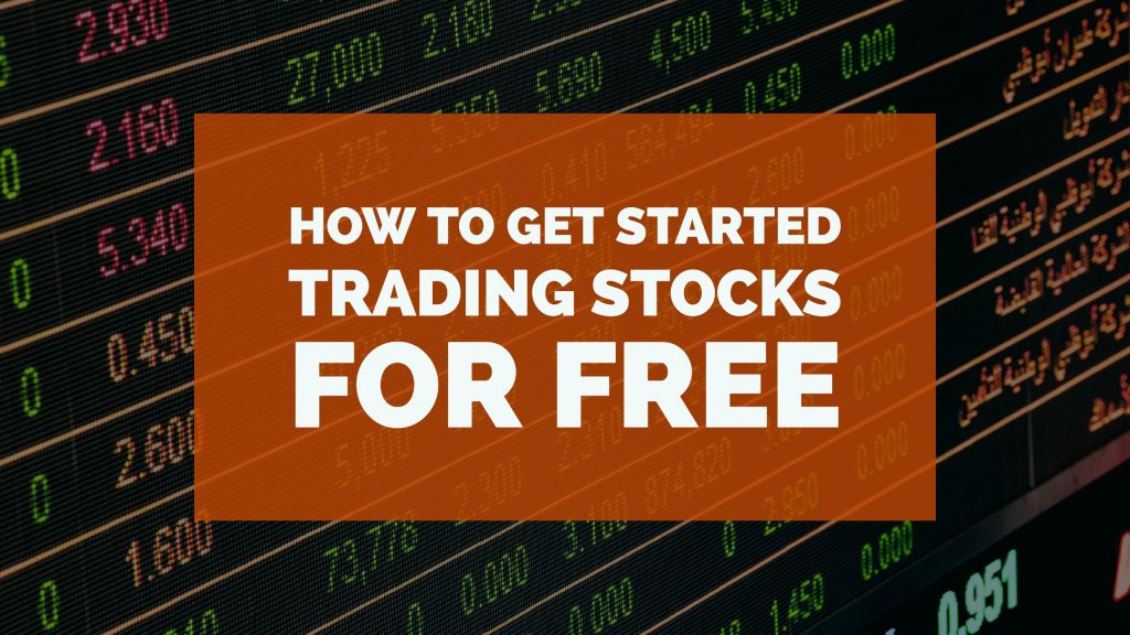 how to get started trading stocks for free wealth noir