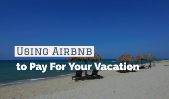 using airbnb to pay for your vacation wealth noir