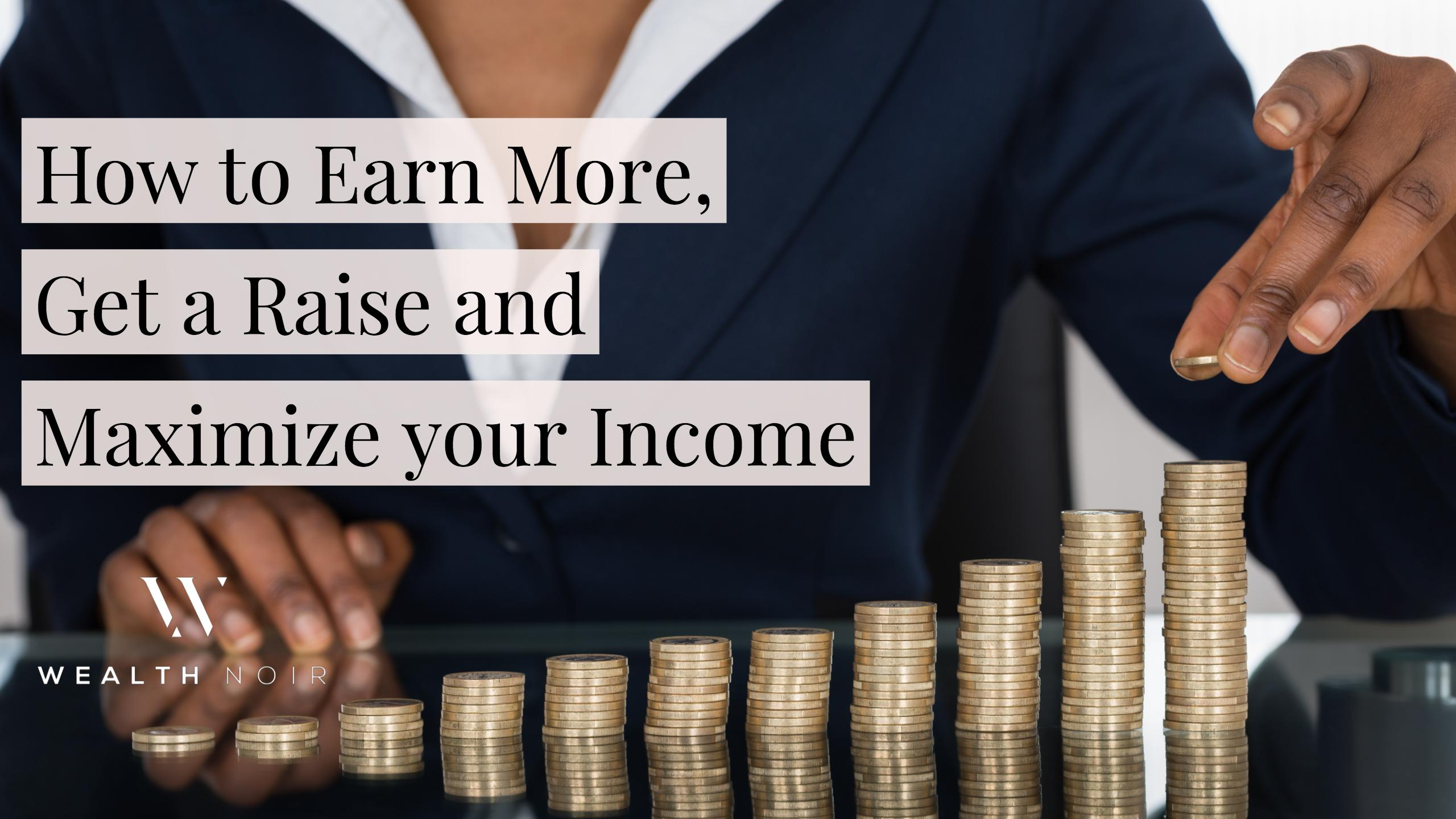 Money Income and Employment