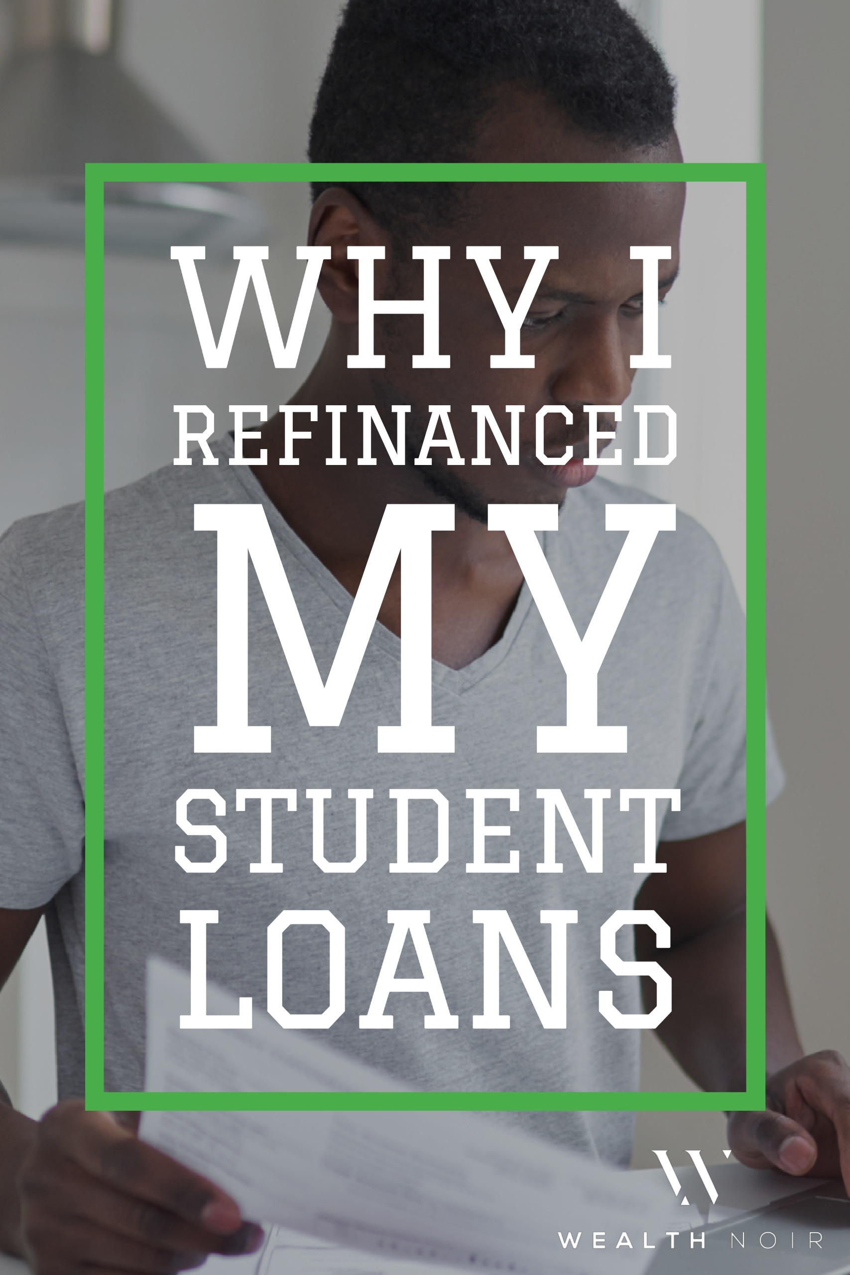 I was just thinking asking myself about refinancing student loans and came across this great article.