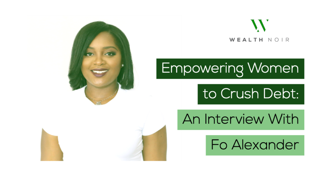 Empowering Women to Crush Debt Girl Talk With Fo interview