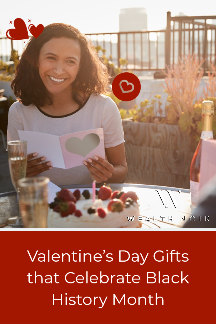 Valentine\'s Day Gifts that Celebrate Black History Month