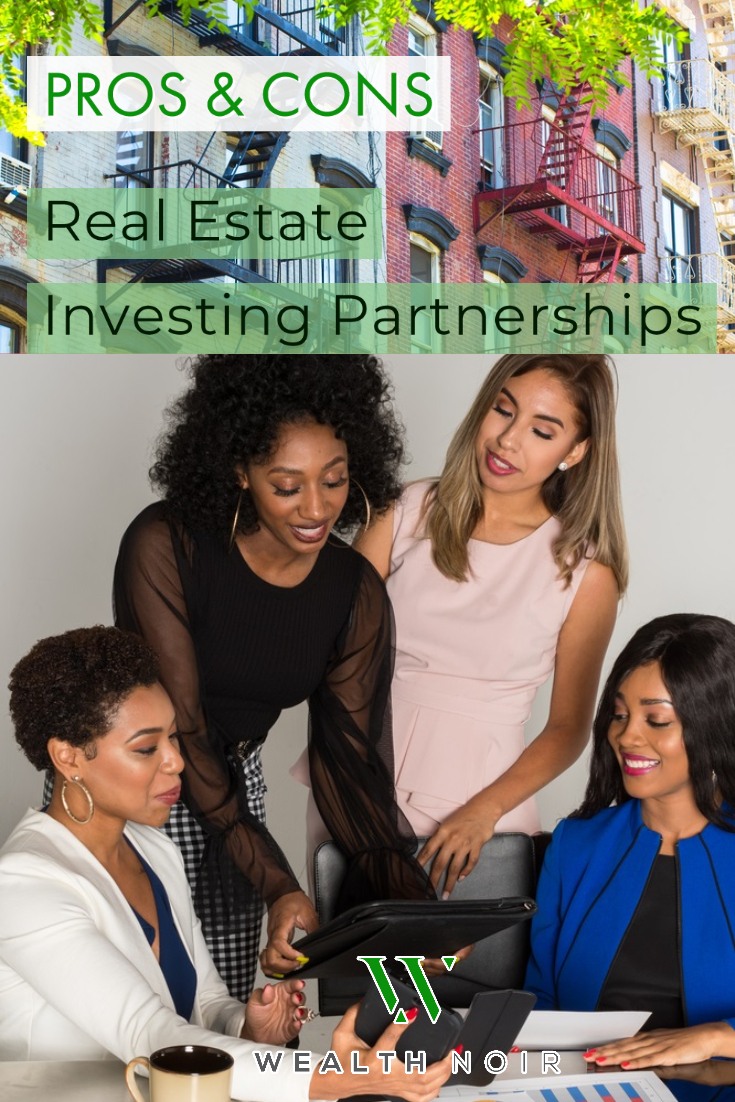 Pros & Cons: Real Estate Investing Partnerships