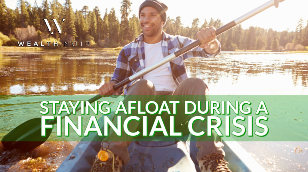 Staying Afloat During a Financial Emergency