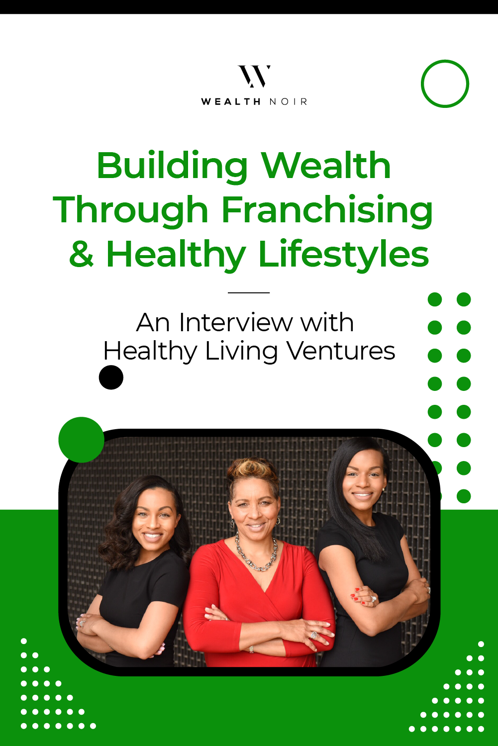 Building Wealth Through Franchising and Healthy Lifestyles: An Interview with Healthy Living Ventures