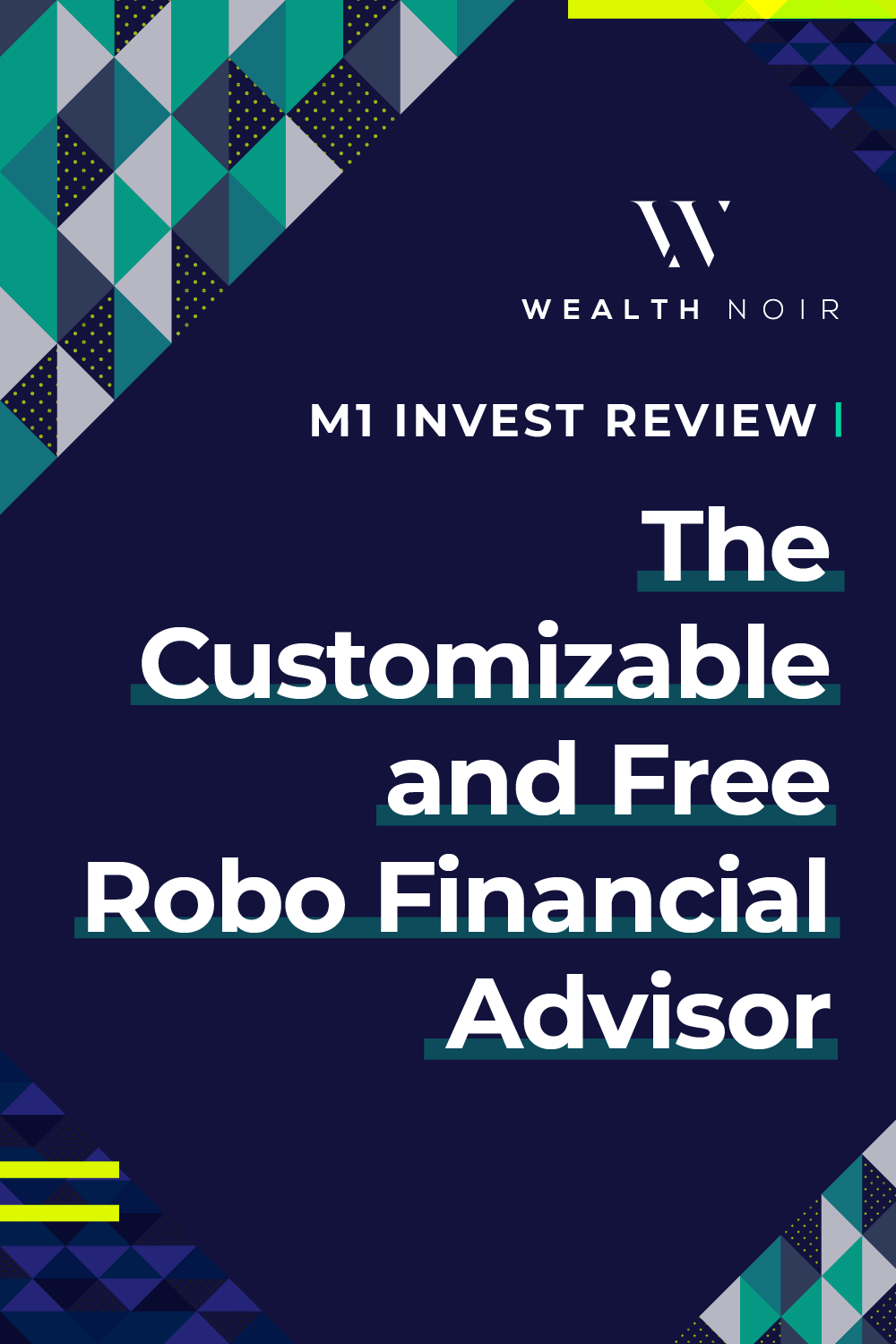 M1 Invest Review: The Customizable and Free Robo Financial Advisor