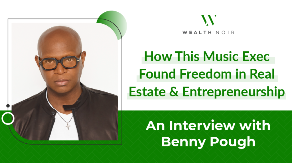 Interview with Benny Pough