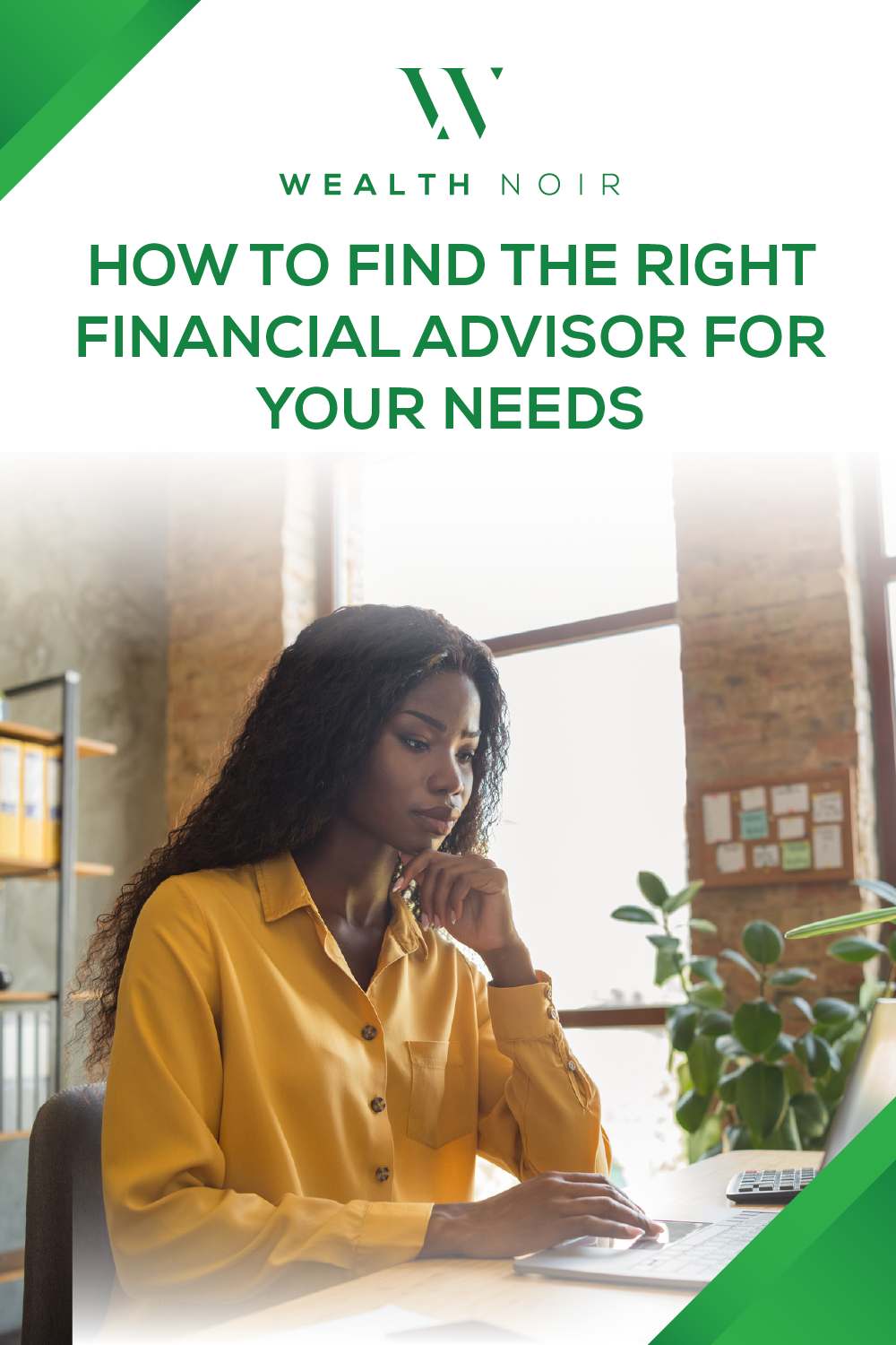 How to Find the Right Financial Advisors for Your Needs