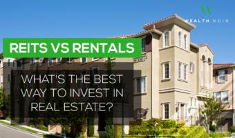 REITS vs Rentals