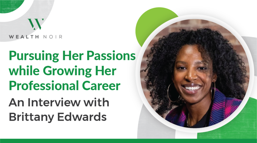 Brittany Edwards Interview