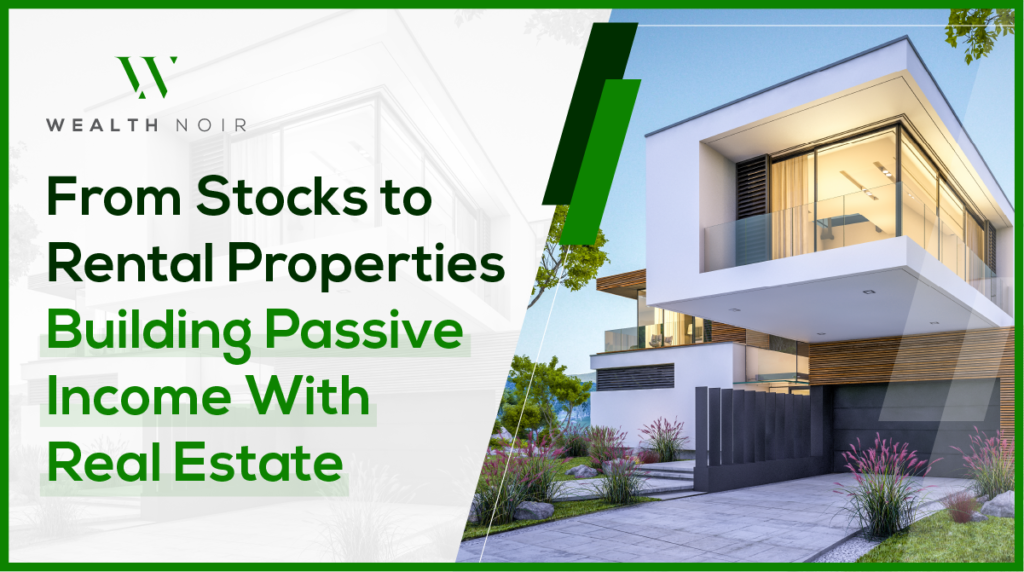 Building Passive Income with Real Estate