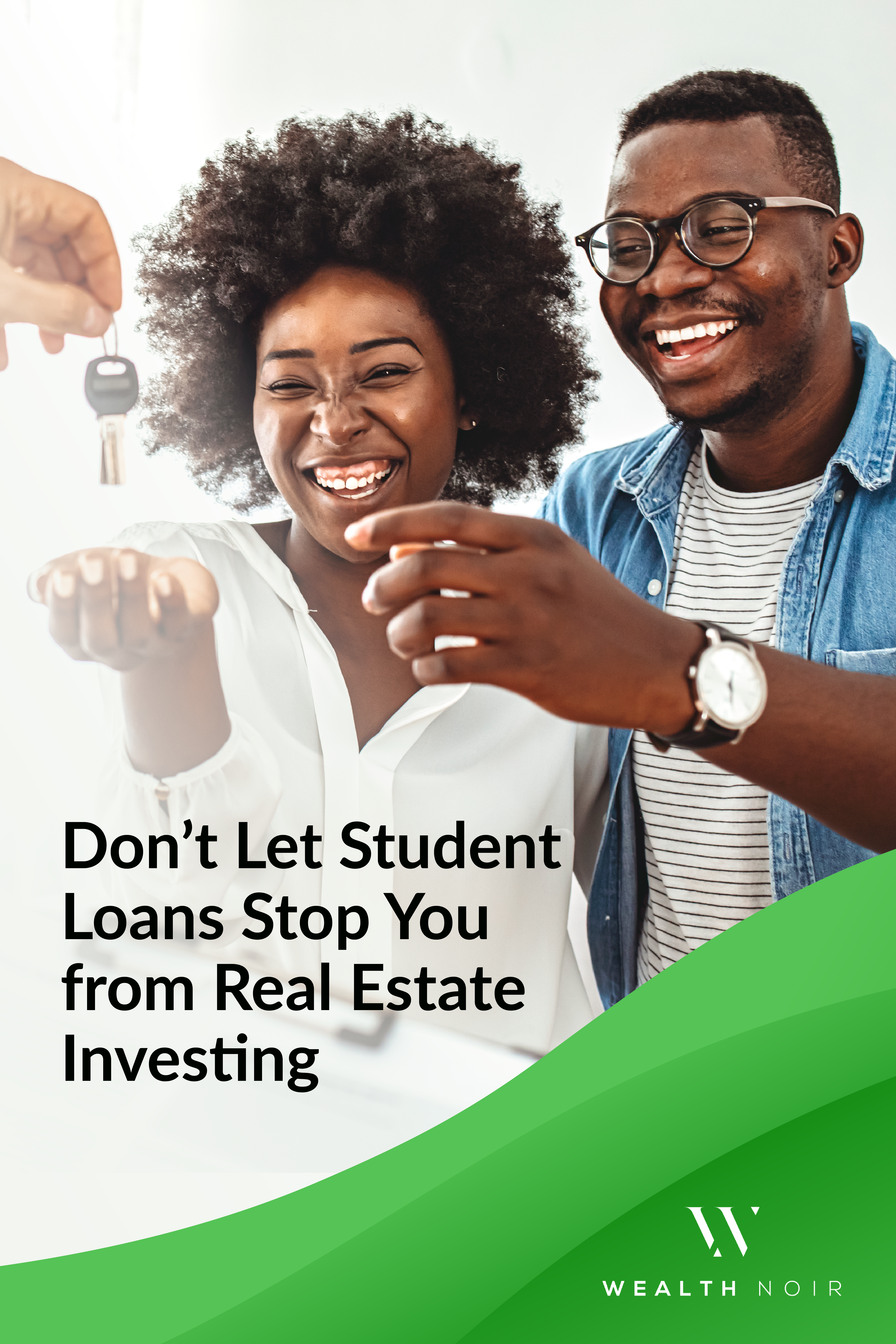 Don't Let Student Loans Stop You From Real Estate Investing