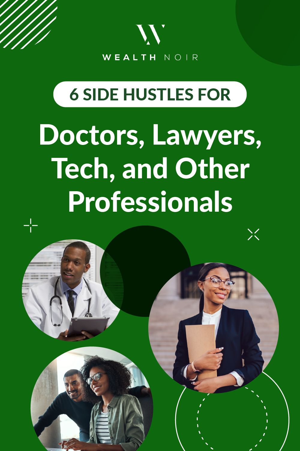 6 Side Hustles for Doctors, Lawyers, Tech, and Other Professionals