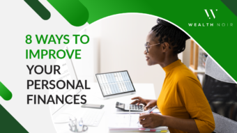 8 Ways to Improve Your Personal Finances